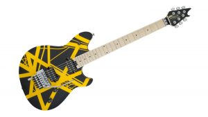 EVH® Wolfgang® Special Striped Black and Yellow 5107701516_gtr_frt_001_rr-1200-80