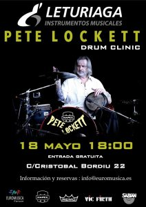 pete lockett España