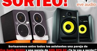 EVE AUDIO EN MADRID HI-FI