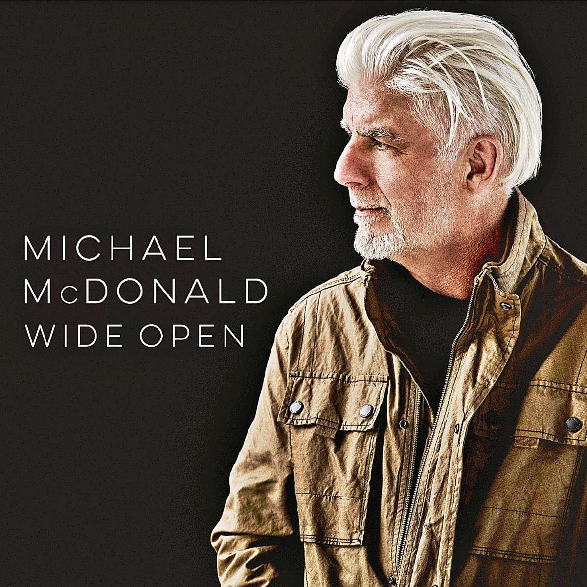 Resultado de imagen de michael mcdonald wide open