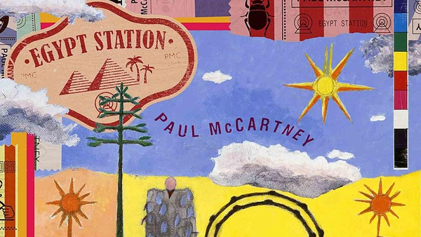 Resultado de imagen de paul mccartney egypt station