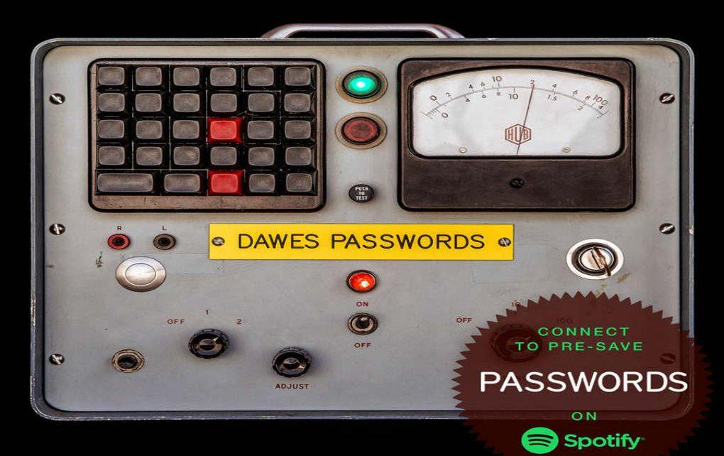 Resultado de imagen de dawes passwords album