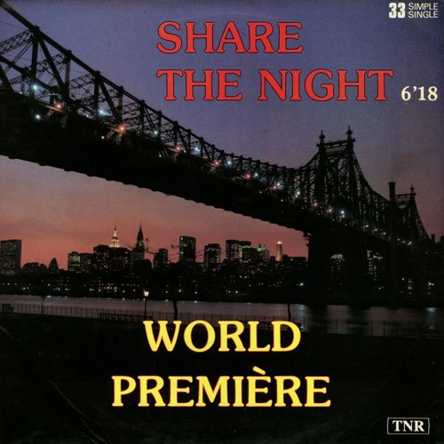 WORLD PREMIERE - Share The Night (Instrumental) 1983 by Boogie80 ...