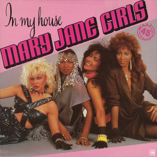 Mary Jane Girls - In My House (1985, Vinyl) | Discogs