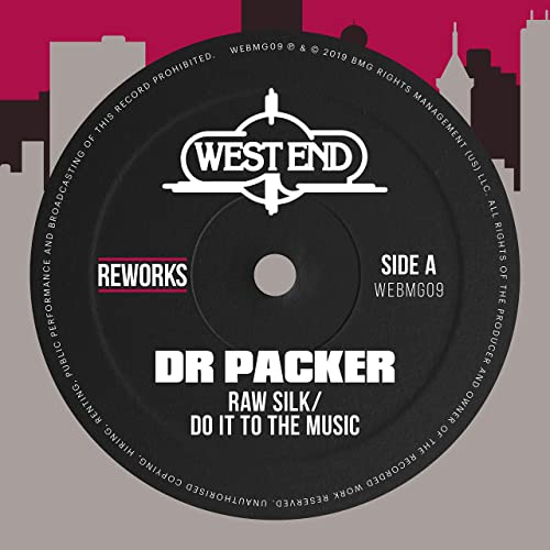 Do It To The Music (Dr Packer Multi Track Mix) de Raw Silk en ...