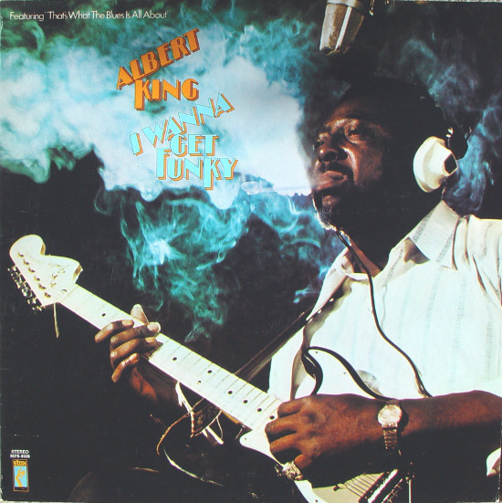 Albert King - I Wanna Get Funky (1987, Vinyl) | Discogs