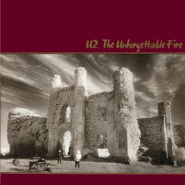 U2 - The Unforgettable Fire | Lanzamientos | Discogs
